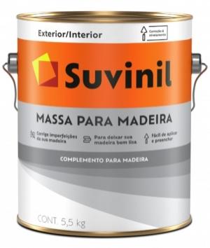 Suvinil Massa para Madeira